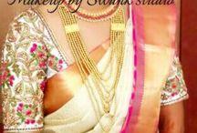 blouse designs saree silk