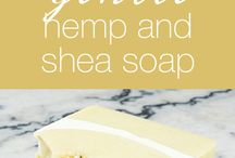 Soap with recipe