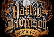Motociclette harley davidson