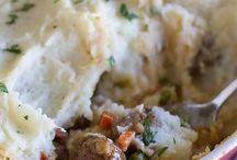 FOOD: Comfort Food