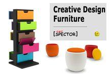 Creative Design. Furniture