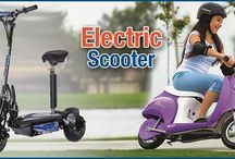 Best Electric Scooters / A List of Top 9 Best Highly Rated Electric Scooters for Outdoor Sports or Travels.