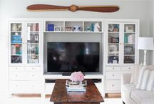 Lovely Living Spaces