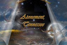 Atonement, Tennessee novel / Urban fantasy -- Debut novel of Teagan Ríordáin Geneviene Book-1 in the Atonement series