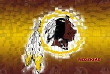Washington Redskins! / by Cyn Cushinan