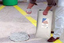 FLOOR SWEEP AND ABSORBANTS / Floor Sweep and Absorbent - Mobile Janitorial Supply