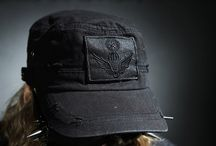 ByTheR- Modern Vintage Chic Black Military Look Men's Fashion / http://en.byther.kr/