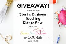 SewCanShe giveaways! / SewCanShe hosts a new giveaway every week at sewcanshe.com/giveaway. Follow this board to get reminders in your feed!