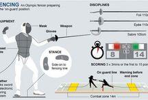 Fencing / Fencing, scherma e altro