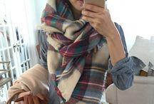 Mode : sjaals knopen