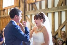 Wedding | The Ceremony / The all important vows. Tears, laughter and together ever after.