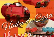 Cars Birtday party