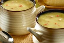 Soup & Salad / Delicious recipes from http://www.mamiverse.com/recipes/ / by MAMIVERSE.COM