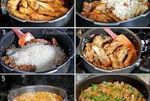 comida boa e fácil
