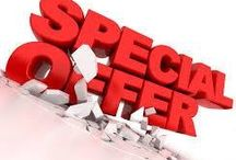 Special Offers / Here you will find my special offers for my amazing products!