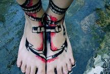 tattoos / by Ryann Grady