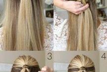 Amanda hair style