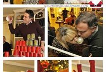Holiday Party Planning / by Rosario Rosas-Scorgie