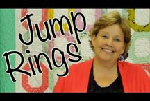 Jump Ring Quilt