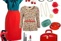Simply Stepford / Ladylike clothes with style & charm! / by Amber Christiansen