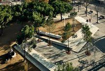 PAISAJISMO - Plazas/Parques