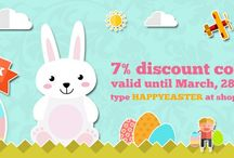Easter / Silhouette Europe Easter Promotion!