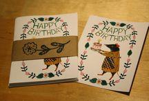 stuff we LOVE - greeting cards