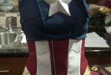 captain america cosplay / ideas and inspiration for my captain america cosplay
