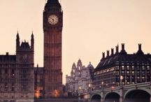 ☆ London, more than pins can say / For me nr.1.  Would like to live there ♡