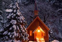 Churches / by Rita Schneider