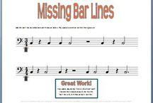 Missing Bar Lines