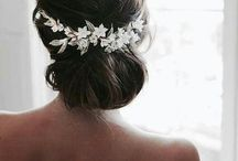 ❤Hairstyles for the Bride ❤