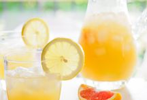 Beverages & Drinks / Non-alcoholic beverages...recipes for hot chocolate, fruit punch, mocktails, lemonade and more!