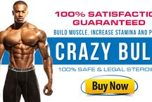 Crazy Bulk Sale / crazy bulk is one of the best selling legal steroids which help in gaining strength, muscle, endurance and improves performance overall.