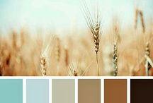Paleta de Colores / Colores que inspiran...