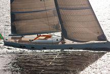 Sailing boats / Long Island boats