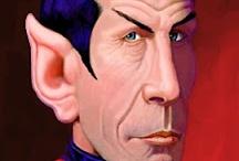 Star Trek / by Bobbie Vick