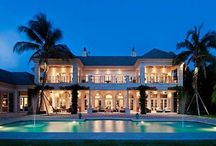 dream homes / by Heidi Tanley