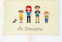 Cross Stitch / by Nancy Harris