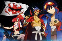 Anime / Anime I saw and like