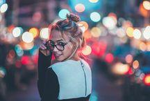 Вечернее-городское фото