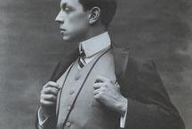 Herrkläder 1900-tal