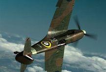 Warplanes / WWII aircraft
