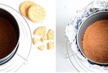 Cheesecake / Leckere Cheesecake-Torten.