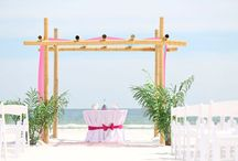 """A """"I Want to Hold Your Hand"""" Beach Wedding Package / Big Day Weddings, Beach Weddings, I Want to Hold Your Hand Wedding Package, Wedding Packages, Alabama Beach Weddings, Gulf Coast Weddings, Orange Beach Alabama, Gulf Shores Alabama"""