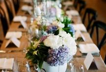 Weddings - Table decor