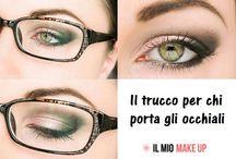 Eyeswear's make up ...