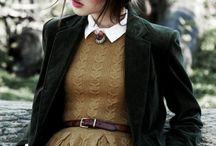 winter fashion (Brrr)