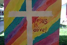 He's Risen: Easter