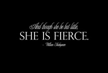 She is.